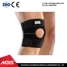 China cheap compression knee brace sleeve,magnetic knee support