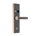 Apartment smart door access control fingerprint lock