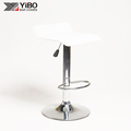 Fashion Design Cheap Price Furniture Kitchen Bar Chair White