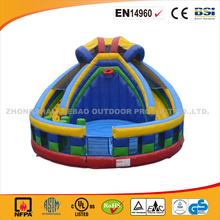 2016 New Designed gaint inflatable Slide for kids and adults