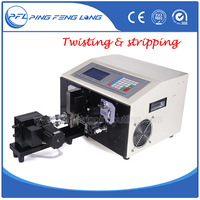 PFL-06 Electric Copper Wire Twisting Machine
