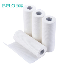 Household Cleaning Wipe Nonwoven Disposable Cleaning Cloth/Scouring Pad Disposable Towel Kitchen Wipes