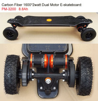 Wholesale Lithium Battery off road electric skateboard