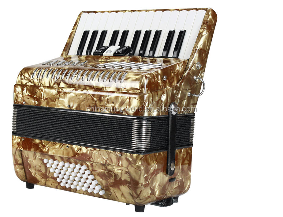 Afanti hight grade professional accordion (ACC-50)