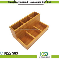 Top seller wholesale multifunction cheap design bamboo essential oil box