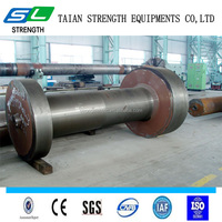 High Quality Forging Carbon Steel Marine Propeller Shaft for Sale