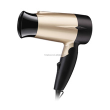 2017 Best Selling Foldable Mini Hair Dryer Holder With Diffuser for Hotel