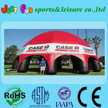 8 legs event tent giant advertising inflatable tent
