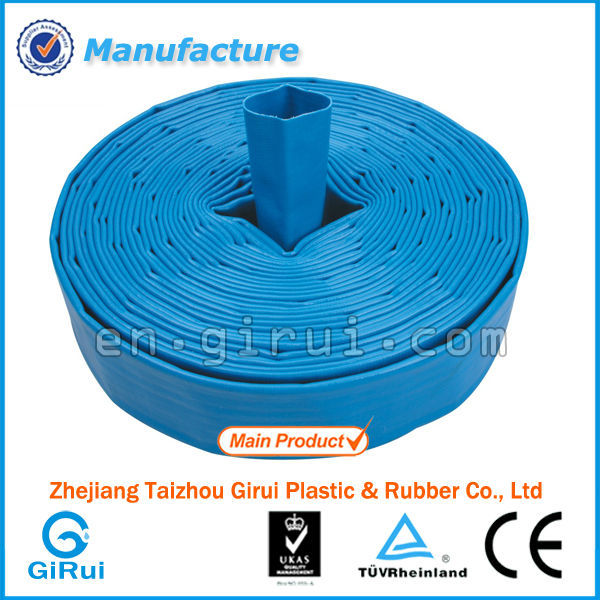 Soft flexible pvc 2 inch pvc pipe for water supply