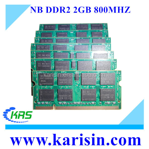 Cheap factory ram ddr2 1gb 2gb 800mhz pc6400 memory modules 200pin sodimm all compatible wholesale ddr2 ram