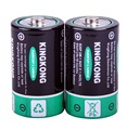 KingKong d size carbon batteries 1.5v r20p um-1 dry cell battery