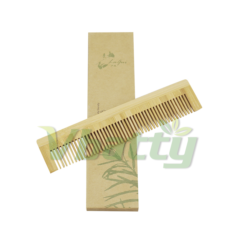 Handmade Bamboo Combs in Different Sizes & Shapes & Styles