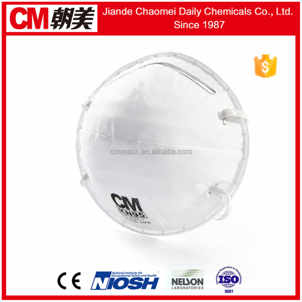 CM Fast Supply Industrial Dust Face Mask With NIOSH N95 Approved Bulk Supplier