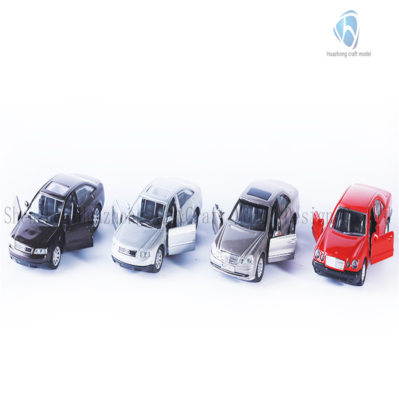 1: 43 Scaled Metal Model diecast Car for layout