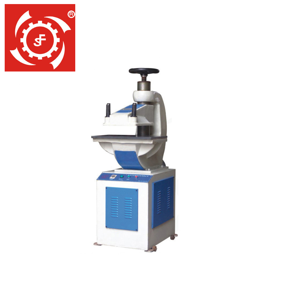Factory supplier automatic plastic bag hydraulic pressure punching machine