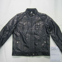 HOESELL WINTER MAN LEATHER JACKET