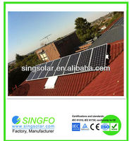 Residential 2KW Solar System For Home With Independent Energy Supply/Good Price 2kw Solar System for Home