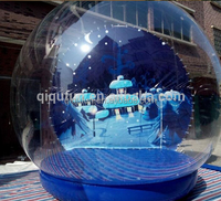 China Manufacturer Inflatable Snow Globe Inflatable Christmas Snowman Cheap Outdoor Inflatable