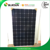 Bluesun 250w flexible solar panel the lowest prices solar panel mono 260w 270w