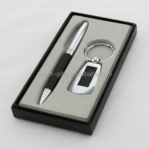 souvenir gift set pen and keychain