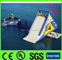 TOP giant inflatable water park / water park slide