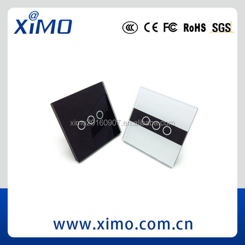 Shanghai ximo video interface switch /3gangs