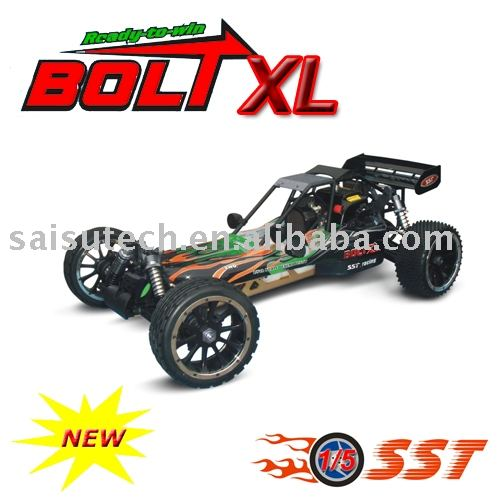 RC Car-1/5th Scale 2WD Gasoline Powered RTR Buggy