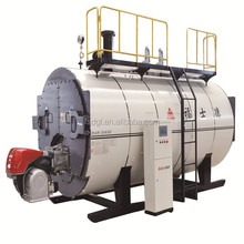 Horizontal fire tube commercial gas boiler price