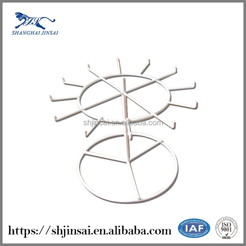 Spinning Keychain Rack Jewellery Display Counter