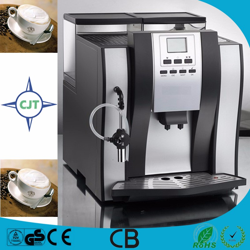 Stainless Steel espresso coffee grading machine/coffee machine espresso commercial
