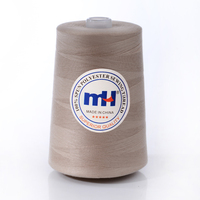 Wholesale 100% spun polyester thread for hand sewing