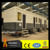 20ft waterproof Sandwich Panel Combined prefab Container House