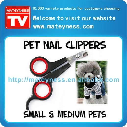 Pet Grooming Pet Nail Clippers for Small Pet Breeds Such As Dogs Cats Rabbits