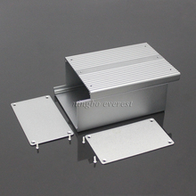 Anodized Project Box Case Aluminum Extrusion Profiles