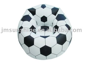 Football sofa/inflatable football sofa/inflatable football sofa chair