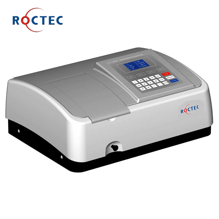 Lowest price lcd screen uv-vis spectrophotometer for sale