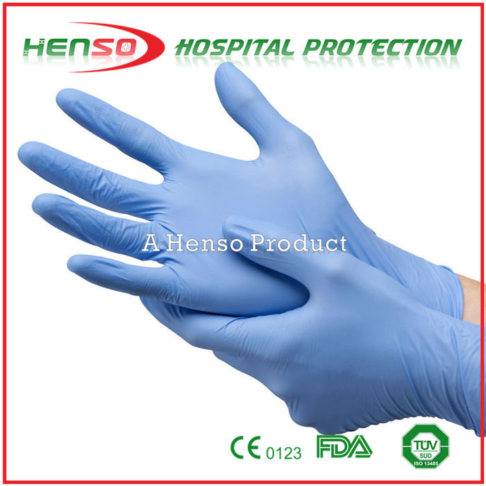 Henso Medical Disposable Nitrile Exam Gloves