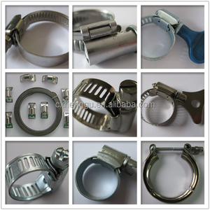 Profesional Hose clamp manufacturer in Ningbo China.Competitive price!Stable quality!Good service!