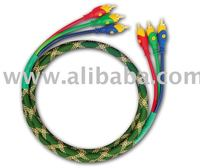 component /composite video cable AV cable audio video RCA cable