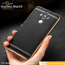 Luxury TPU Cover for Huawei Mate 9 Soft TPU Case ,Shockproof Back Cover Case