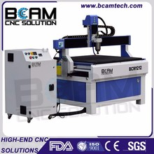 BCM 1325 engraved plastic signs CNC router Engraving and Cutting machine