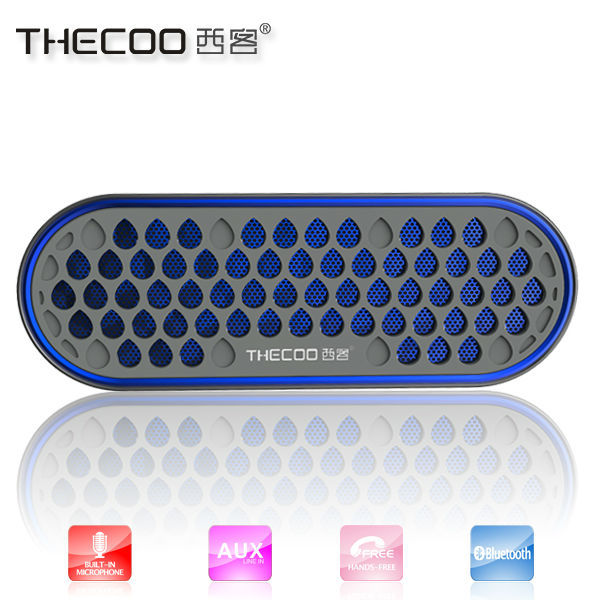 New for 2015 mini bluetooth speaker box,6w bluetooth cube speaker ,bluetooth car speaker for hindi movies video songs