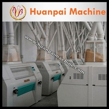 wheat/durum flour milling machine with price