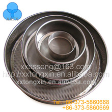 High performance astm sieve size industrial sieves