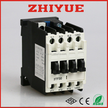 high quality 3tf 110V 3 phase 3 pole ac contactor