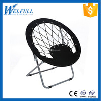 Wholesale 2015 New 600D Oxford Adult Folding Round Bungee Chair