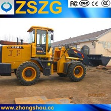 zl35 china supplier front end fork auto mini wheel loader