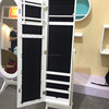 Wholesale Standing Display Jewelry Mirror Cabinet