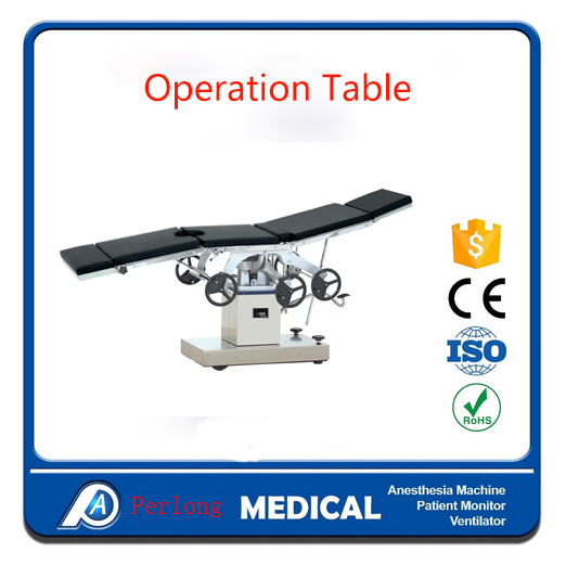 OT-K3001A Manual surgical beds for operation,cheap eye operating theatre beds