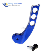 Shining Machinery OEM anodization auto parts cnc machining parts machine assembly